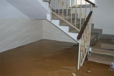 après-sinistre innondation
